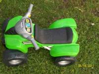 MY SON DOES NOT USE THIS TOY, HE HAS A ELECTRONIC