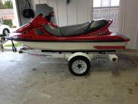 1998 Kawasaki 1100 3 seater Jet Ski. Great shape. 96