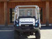 2011 MULE 4010 Trans4x4 $10399.00 Switch between a