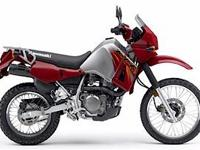 Description Make: Kawasaki Model: klr Mileage: 7,700