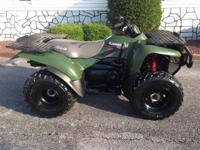 2006 Kawasaki KFX400 with upgrades $2995 2003 Prairie