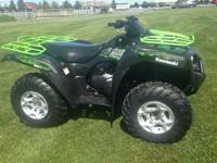 2008 and 2011 Brute Force 650 4x4's $5195-$5395 4