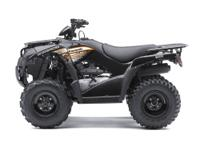 The 2013 Brute Force 300 offers strong utility and