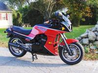 If you own or want to own the movie star ZX900R you