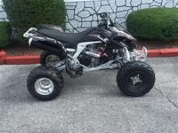 Choose from 3 KFX450 's $3995-$4195 Aluminum fame EFI 5