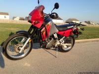 $3,900 O.B.O.  This KLR is set up and ready for