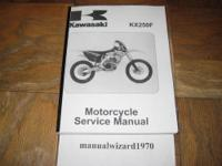 Covers 2011 KX250F Part# 99924-1437-31 superceded by