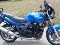2000 Kawasaki Zr750 ready to ride fully serviced