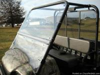 ON SALE - Kawasaki Mule 3000 3010 Folding UTV