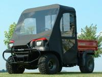 KAWASAKI MULE 3010 UTV CAB ENCLOSURE ON SALE KAWASAKI