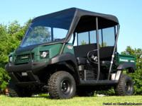 ON SALE KAWASAKI MULE 4010 TRANS ACCESSORIES Kawasaki