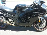 Up for sale my 2012 Ninja 14 R like new condition mild
