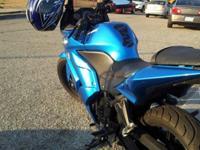 Selling a 2010 NINJA 250R - Helmet providedUpgrades