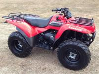 Pick from 5 Kawasaki Grassy field 360 4x4's -