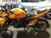 2003 Kawasaki Z1000 Really Comfortable, Like a Dirtbike