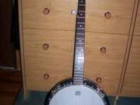 I have a Kay 5-string banjo for sale. in good