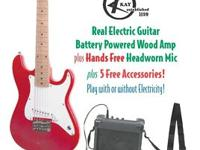 Kay KEAM-MR Children's Guitar Packageby Kay1 customer