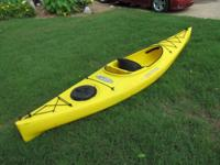 I want to TRADE this Kayak. 12 FT. Heritage Feather