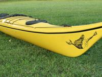 "Current Designs 'Sirocco' Yellow, 16'8"" � Shallow"