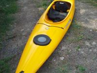 This is a great kayak!  It's 14 feet long and