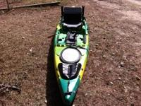 "Still for sale!..Jackson cuda kayak 14"" 2014..excellent"