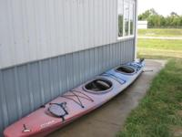 We have a Necky Amarak Kayak in great condition with 2