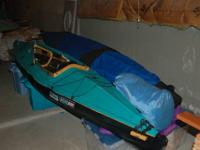 I have two Klepper Aerius 2000 folding Kayaks. Length