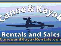We RENT or SELL Old Town Canoes and Kayaks, Ocean