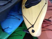 Used Kayaks for sale for a really good price. Solid