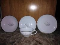 Kaysons Fine China Japan Golden Rhapsody 1961 by