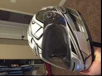 I've had this street bike helmet for quite a while now.