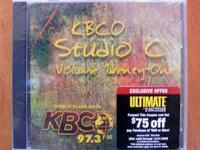 KBCO Studio C Volume 21 - $20 (Louisville) Product