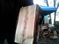 CEDAR PREMO Firewood 1/2 cord free delivery call Kell
