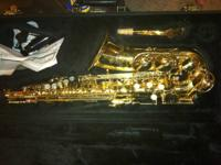 Keilwerth Alto Sax. Model ST98. Paid $700 3 years back