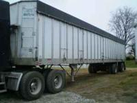 Used and New Western Express Live Floor Trailers for