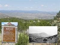 In the cool high country of West central New Mexico,is