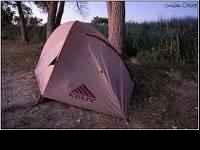 Brand new never used Kelty 2 person tent just in time