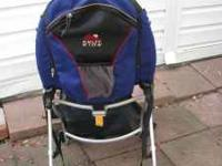 Kelty K.I.D.S Infant pack. Meadow model. Very