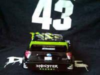 i have a duratx vendett rally, with ken block painted
