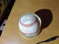 FOR SALE: Autographed Baseball...All 3 Griffeys....Ken
