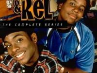 """Aw, right here it goes!"" Kenan Thompson and Kel"