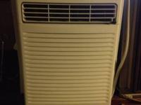 Kenmore window ac unit  12,000 btu/hr $550 new at sears
