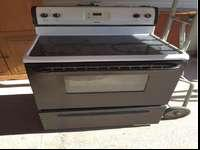 Have for sale a good condition kenmore stove, oven. It