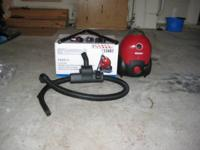 I have KENMORE bag less vacuum in excellent working