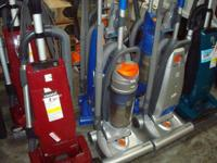 I have numerous Kenmore canister & upright vacuums