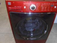 KENMORE ELITE 3.9 CU FT HE CLEANER WASHER FRONT LOADER,