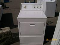 kenmore elite dryer is heavy duty, king size capacity,