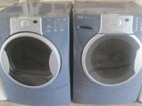 Kenmore Elite Front Load Washer Super Capacity HE WOrks