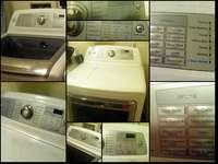 Kenmore Elite Washer and Dryer: Great ConditionPaid
