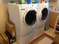 For Sale--Kenmore Elite Washer & Dryer with quiet